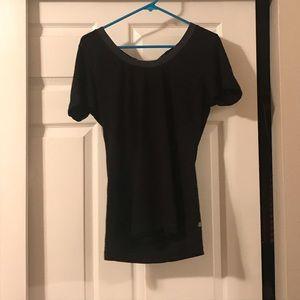 Lululemon T-shirt with open back